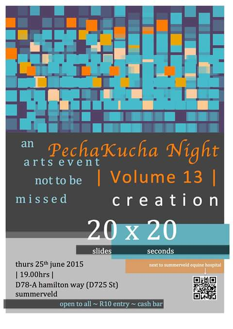 PECHAKUCHA NIGHT VOLUME 13