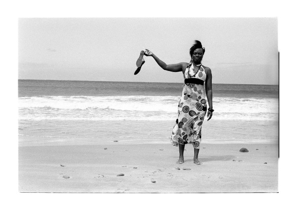 A woman from Maputo.