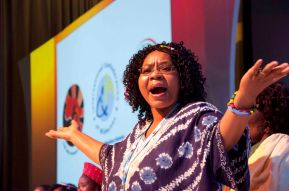 INTERNATIONAL CONFEDERATION OF MIDWIVES (ICM) CONGRESS 18-23 JUNE DURBAN SOUTH AFRICA PHOTO/JOHN ROBINSON