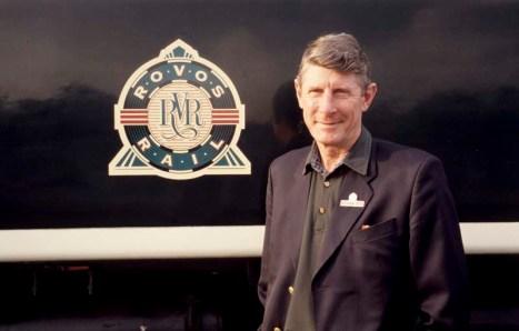 ROHAN VOS ROVOS RAIL 2001 PRETORIA SOUTH AFRICA PHOTO/JOHN ROBINSON